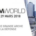 Bim My project sera présent au Salon BIMWORLD de Paris !